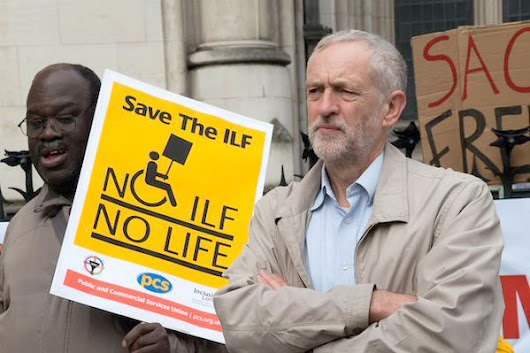 Corbyn will reinstate Independent Living Fund