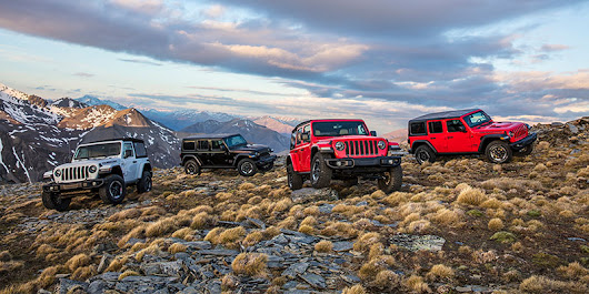 Jeep Moves Forward With Plug-In Hybrid SUVs | Trucks.com