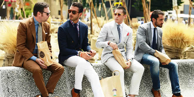 9 Things We Can Learn From Pitti Uomo 2012