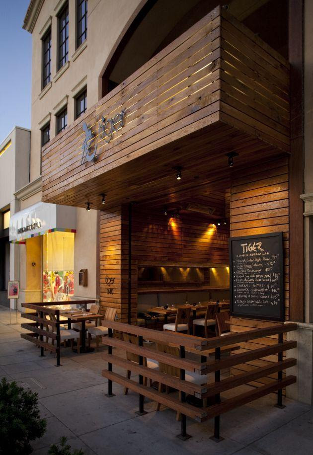 Outdoor Cafe Design Ideas - Cafe Interior and Exterior ...