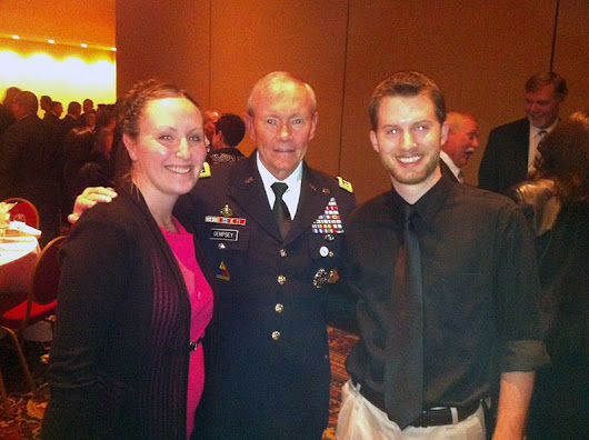 When I Met General Martin Dempsey