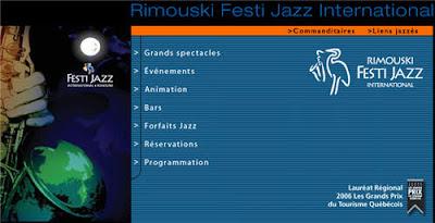 Festi Jazz International de Rimouski 2007