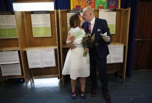 nozze gay, l' irlanda vota il referendum4