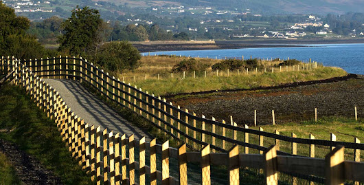 Carlingford Greenway - Carlingford Tourist Office
