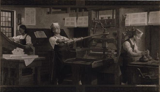 Ligações Ficheiro: Franklin the printer.jpg