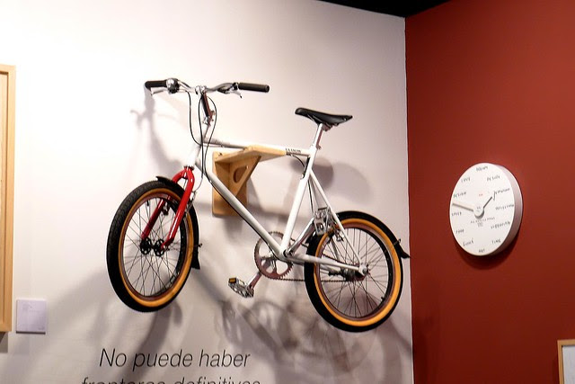 La tache bike in Arco