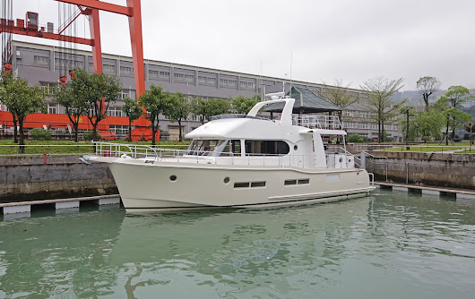 Latest pictures of N59 Coastal Pilot - Nordhavn Europe