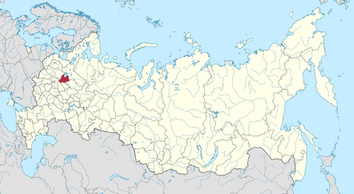 Yaroslavl Oblast Wikipedia