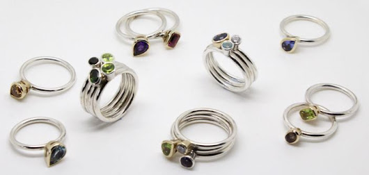 Contemporary Silver jewellery for all occasions / CountryWives