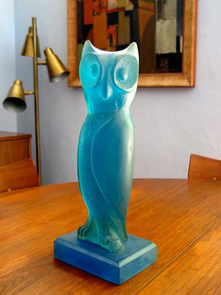 Sascha Brastoff Owl