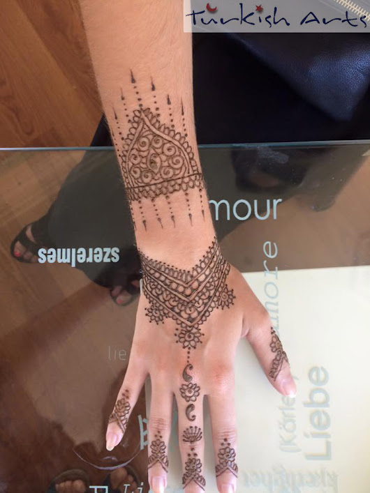 They love henna | Turkish Arts