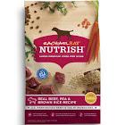 Rachael Ray Nutrish Dog Food, Real Beef and Brown Rice - 6 lb bag