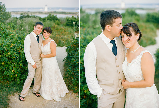 Katie + Brian on Martha's Vineyard