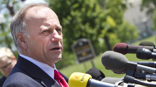 Steve King's racist comments land him in hot water again