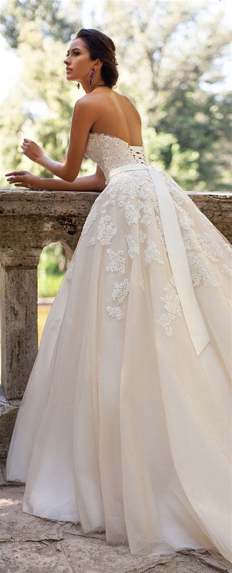 Best 25  Princess wedding dresses ideas on Pinterest