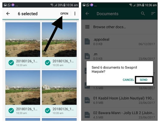 Top 3 Ways to Send High Resolution Images on WhatsApp