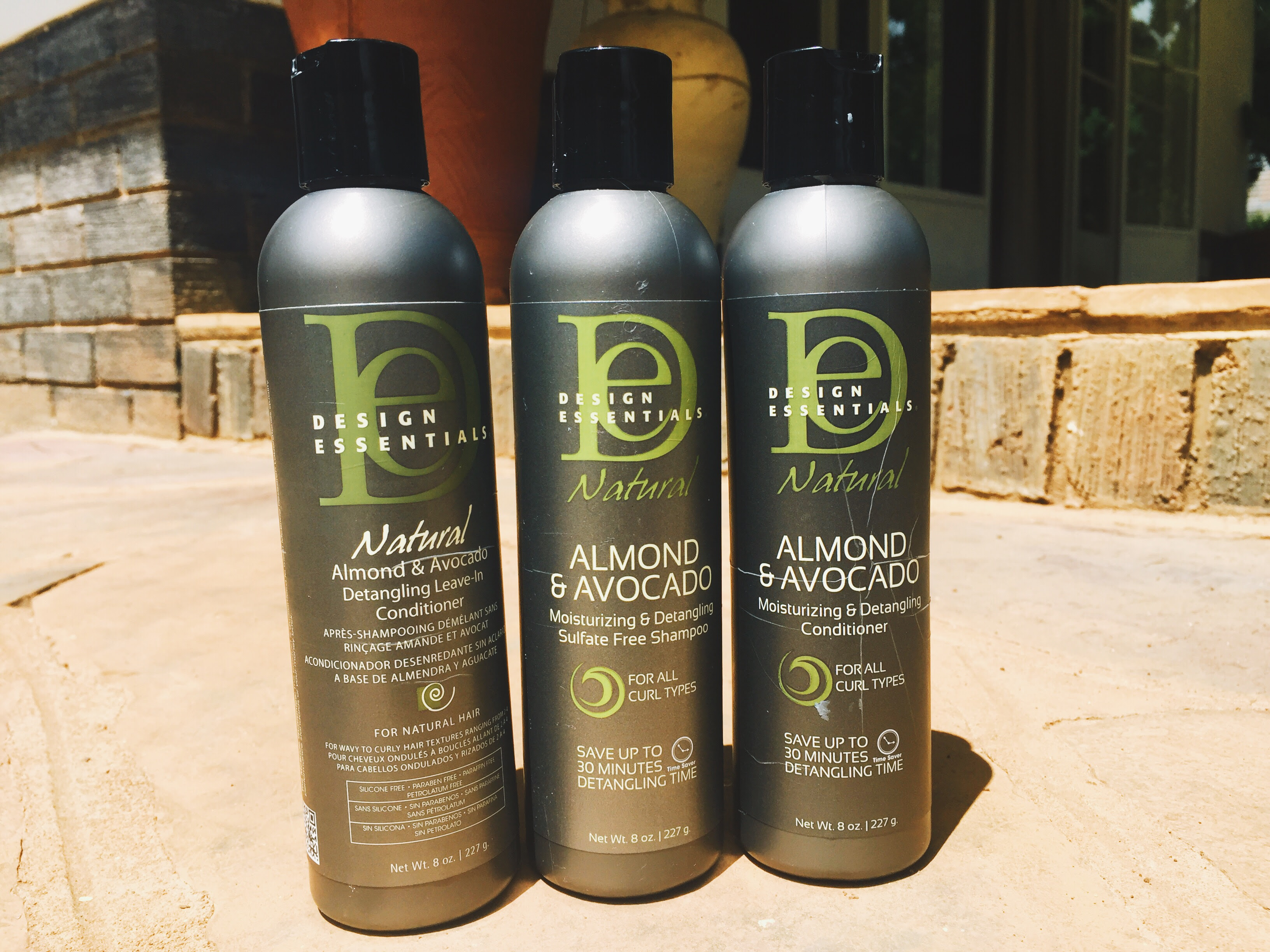 Best Design Essentials Natural Leave In Conditioner