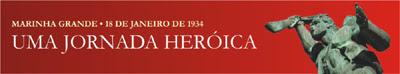 Marinha Grande 1934 - Uma Jornada Heróica