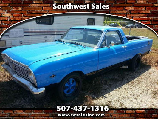 Used 1966 Ford Ranchero  for Sale in Austin MN 55912 Southwest Sales