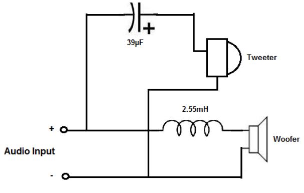 speaker network circuit