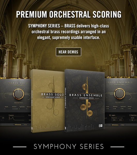 Production: NI Symphony Series BRASS [Video] - DJBooth