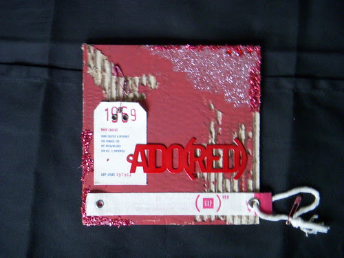 Ado(red) wall hanging