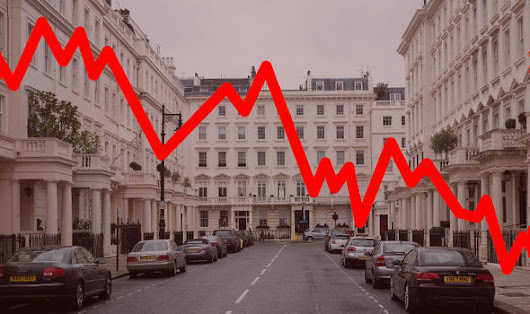 Top London house prices tumble AGAIN sparking fears of crash | Personal Finance | Finance | Daily Express