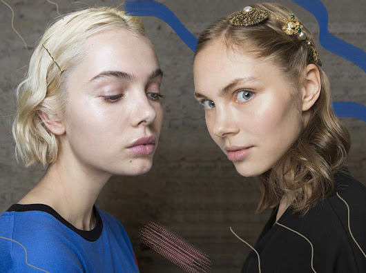 Spring/ Summer 2018 Hair Accessory Trends