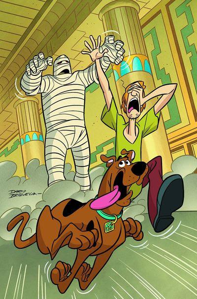 Scooby Doo Team Up #10