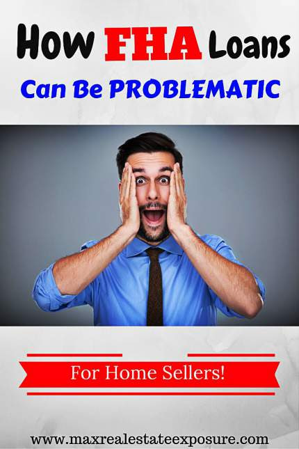 Can FHA Mortgages Be a Problem For Home Sellers (with image, tweet) · massrealty