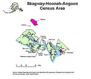 Skagway-Hoonah-Angoon Census Area