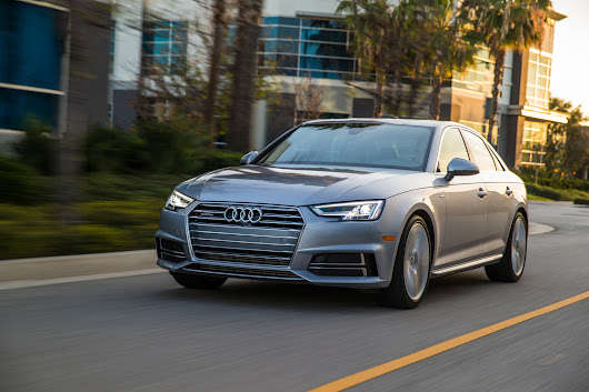 Audi A4 is Car.com's Luxury Car of the Year
