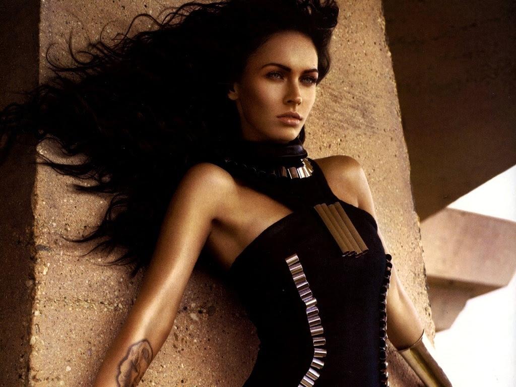 Download Bollywood Actress Hd Wallpapers 1080p Free: Amanda Bynes Hot: Megan Fox Hot Wallpaper Megan Fox