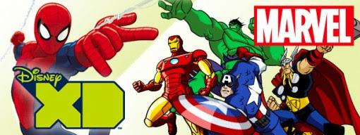 Marvel Universe on Disney XD