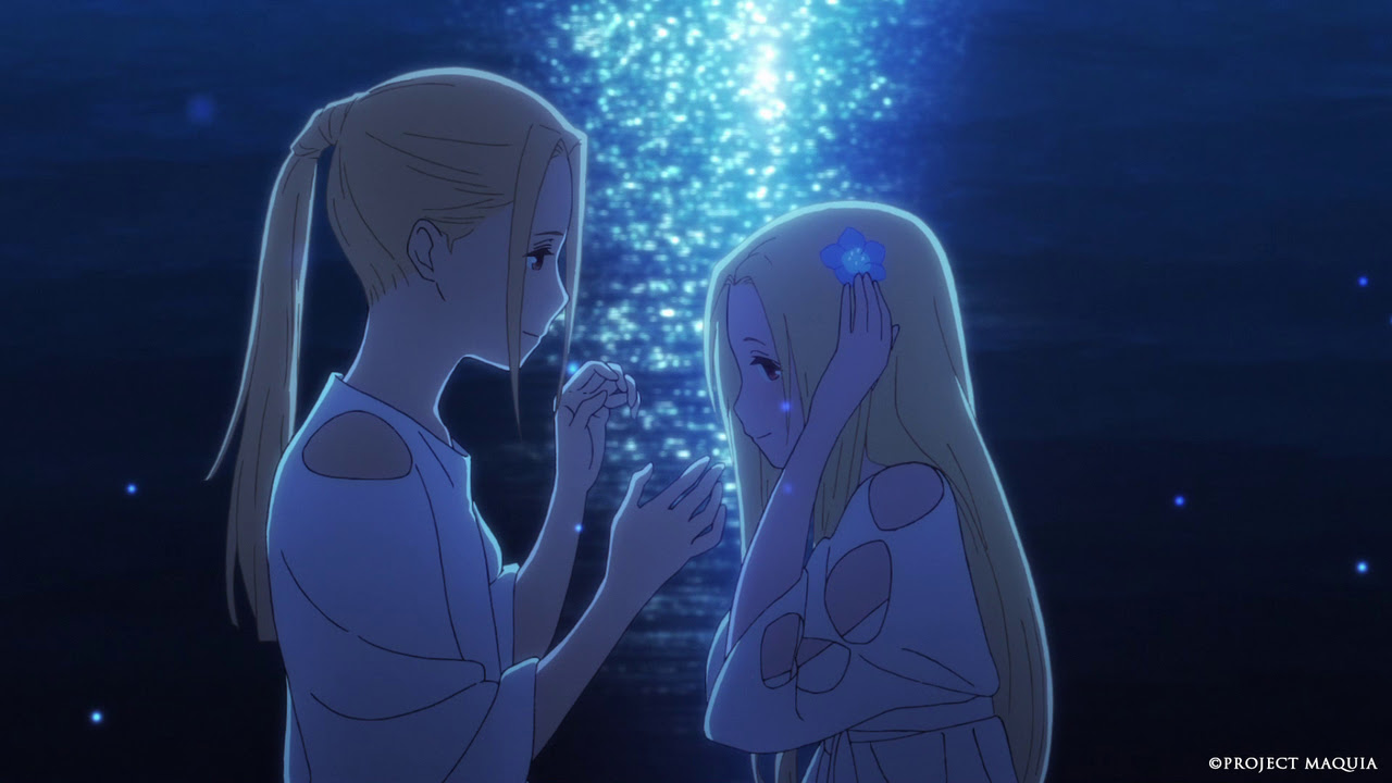 Animezing!: Maquia - When the Promised Flower Blooms