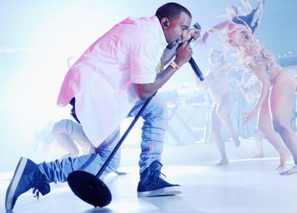 main, Kanye West