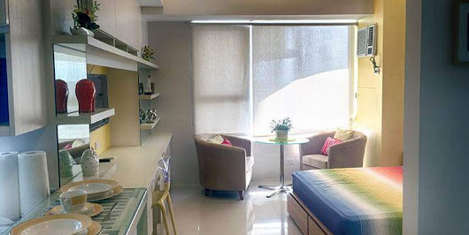 Calyx Centre Special Studio Unit for Rent | Cebu IT Park Condo