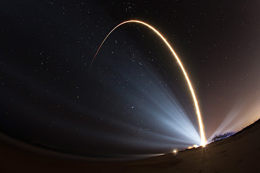Atlas V Rocket Launches US Missile-Warning Satellite