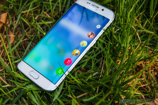 Samsung Galaxy S6 Edge International Giveaway!