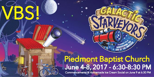 Galactic Starveyors Vacation Bible School | Courageous Christian Father