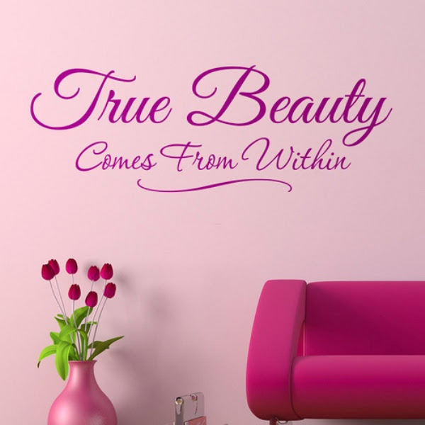 True Beauty Comes From Within Beauty Quote Quotespicturescom