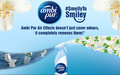 AMBIPUR SMELLY TO SMILEY
