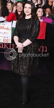 The Twilight Saga Breaking Dawn Part 1 Premiere: Fashion Styles