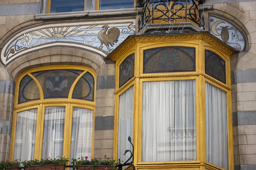 Brussels - Attractive Exterior (Rue Darwin) by infomatique