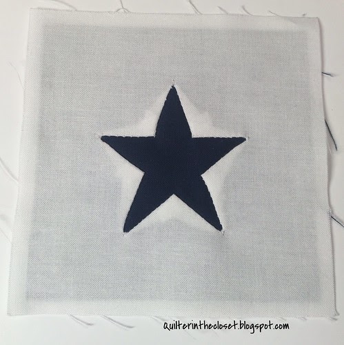 star blocks in progress