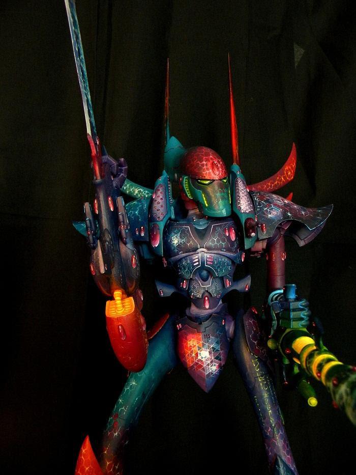 Eldar, Eldar Titan, Titan, Warhammer 40,000