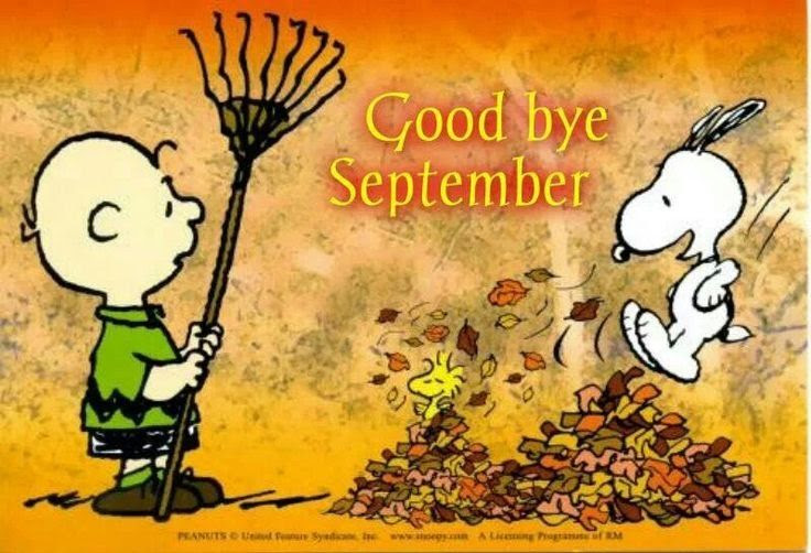 Image result for goodbye september