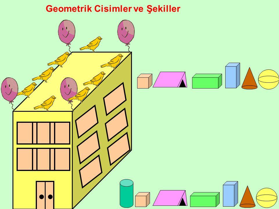 Geometrik Cisimler Ve şekiller Ppt Video Online Indir