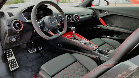 2018 Audi TT RS First Drive   SlashGear
