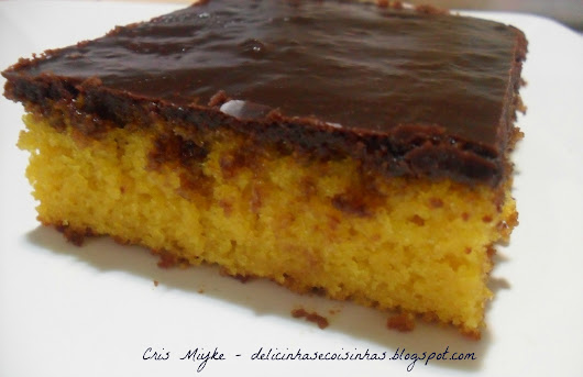 Recipe of Chocolate Covering for Cakes